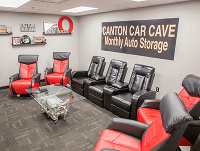 Monthly Vehicle Car Auto Storage Canton Car Cave, Detroit, Novi, Monroe, Ann